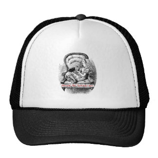 Through The Looking Glass - Design #2 Trucker Hat