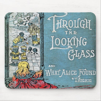 Through the Looking Glass Mousepad