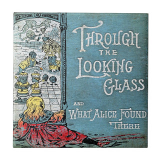 Through the Looking Glass Tile
