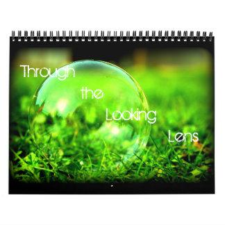 Through the Looking Lens Calendar
