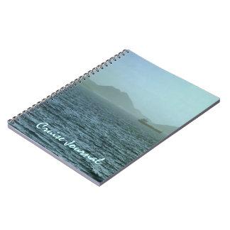 Through the Mist Notebook
