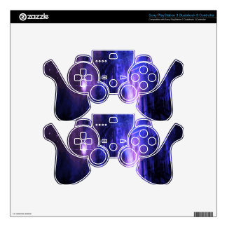 Through the Mists of Time Decal For PS3 Controller