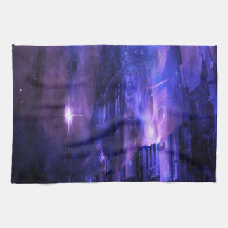 Through the Mists of Time Hand Towel