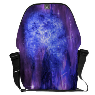Through the Mists of Time Messenger Bag