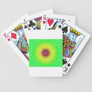 Through the net card decks