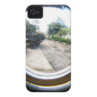 Through The Peephole Case-Mate iPhone 4 Case