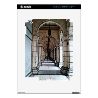 Through the Pillars Decal For iPad 3