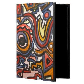 Through The Portal - Abstract Art Handpainted iPad Air Cover