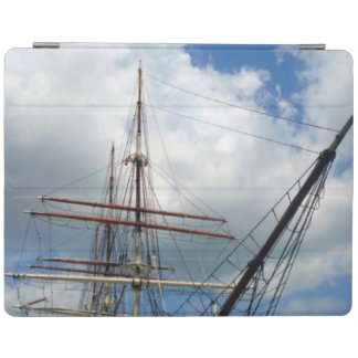Through the Rigging iPad Smart Cover