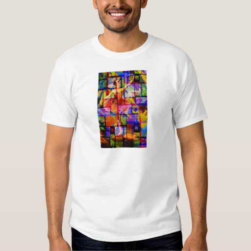 THROUGH THE STAIN GLASS WINDOW TEES
