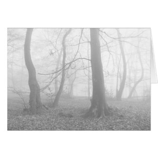 Through the Trees Card