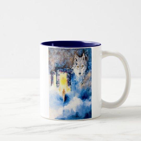 Through The Void Mug