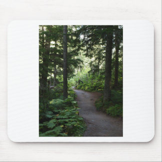 Through the Woods Mouse Pad