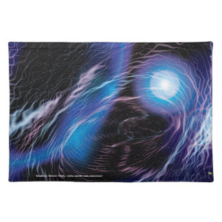Through the Wormhole Cloth Placemat