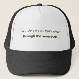 Through the Wormhole Products Trucker Hat