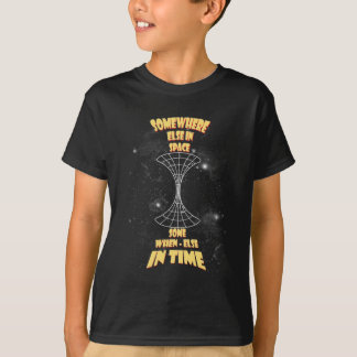Through the wormhole T-Shirt