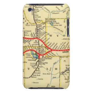Through train service from Chicago iPod Case-Mate Case