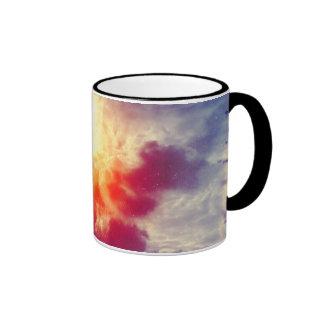 throughout coffee mug