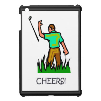 Throw away the clubs! iPad mini cover
