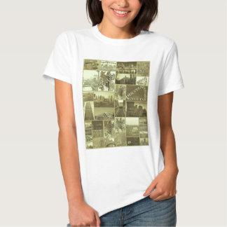 Throw Back City T-shirt