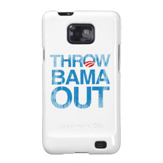 THROW-BAMA OUT Faded.png Samsung Galaxy SII Case
