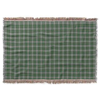 throw blanket  Green Cape Breton Tartan plaid