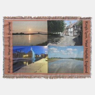 Throw Blanket - King's Lynn, West Norfolk, England