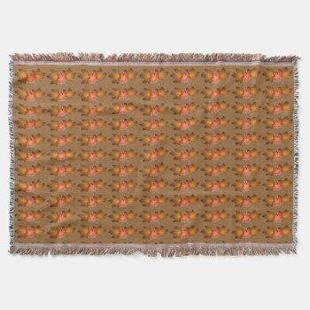 Throw Blankets- Add Your Own Desing  Fall Foliage by CREATIVEforHOME at Zazzle