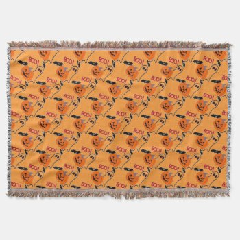 Throw Blankets- Add Your Own Desing Halloween by creativeconceptss at Zazzle
