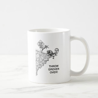 Throw Grover Over Mugs