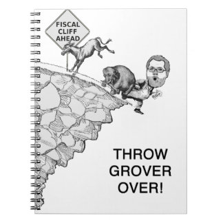 Throw Grover Over Notebooks