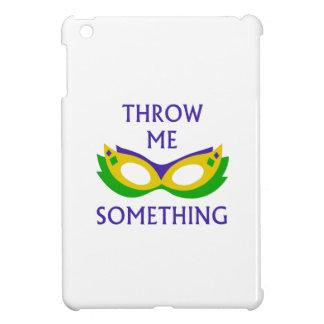 THROW ME SOMETHING iPad MINI CASES