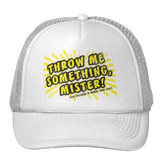 Throw MeSomething Mister Trucker Hat