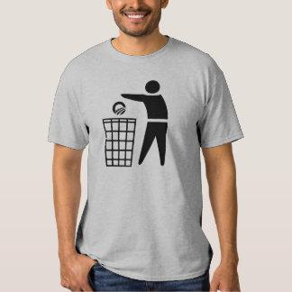 Throw O Away Tee Shirt