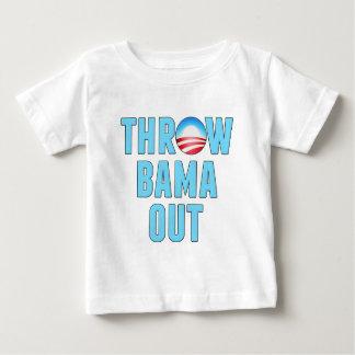 Throw (O)Bama Out Baby T-Shirt