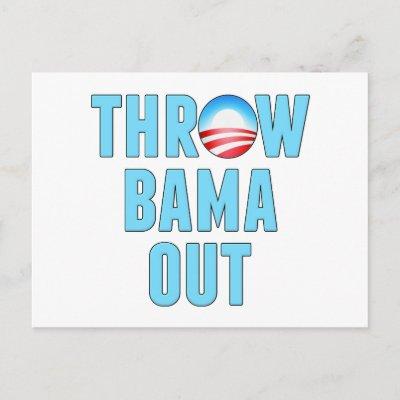 throw bama out