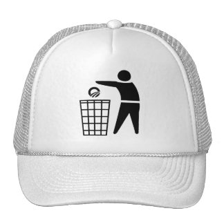 THROW OBAMA OUT TRUCKER HAT