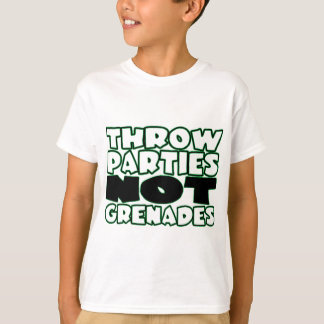 Throw Parties T-Shirt