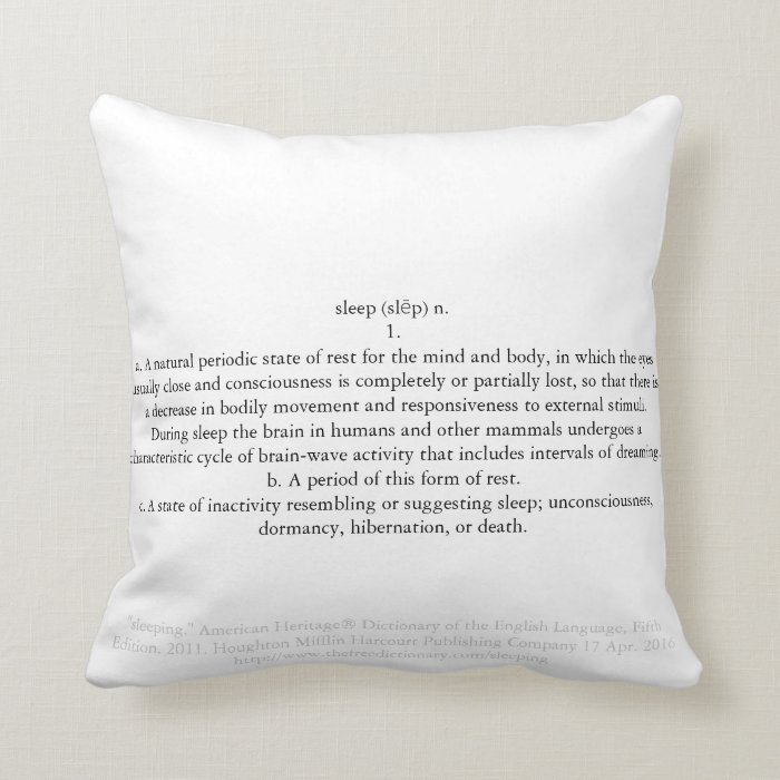 Throw Pillow Meaning : Throw Pillow 16
