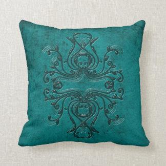 Throw Pillow - Classy Aqua