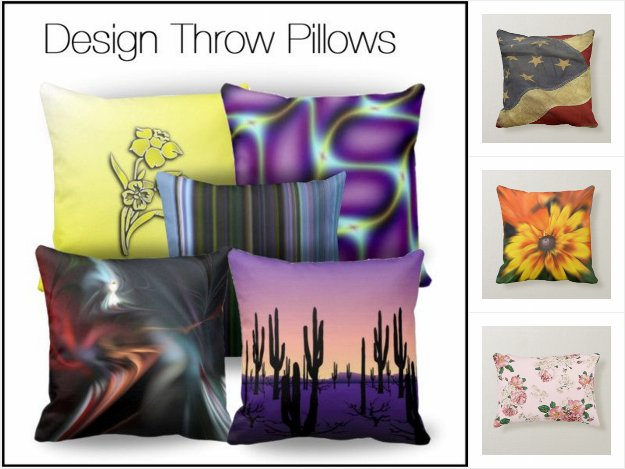 Throw Pillow Collection