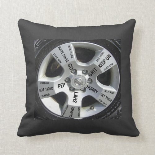 Throw Pillow For Cars