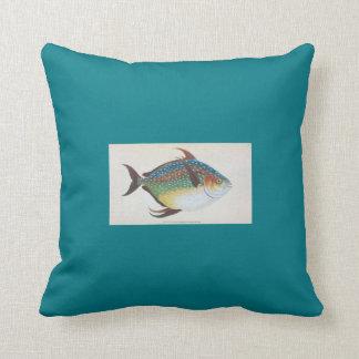 Throw Pillow - Mackeral