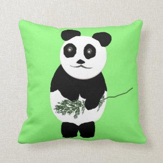 Throw Pillow PandaBear