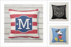 Throw Pillows 16x16 (Indoor/Outdoor)