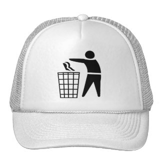 THROW ROMNEY OUT.png Mesh Hat