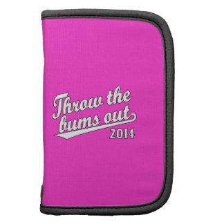 Throw the bums out 2014 planner