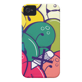Throw up iPhone 4 Case-Mate case