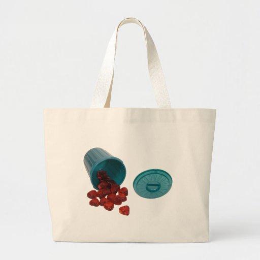 ThrowAwayLove082209 Canvas Bag