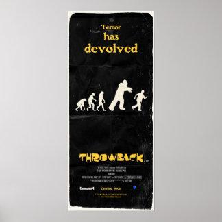 Throwback Daybill Teaser Poster #1